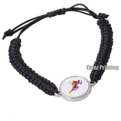 metal bracelet sl06 fabric
